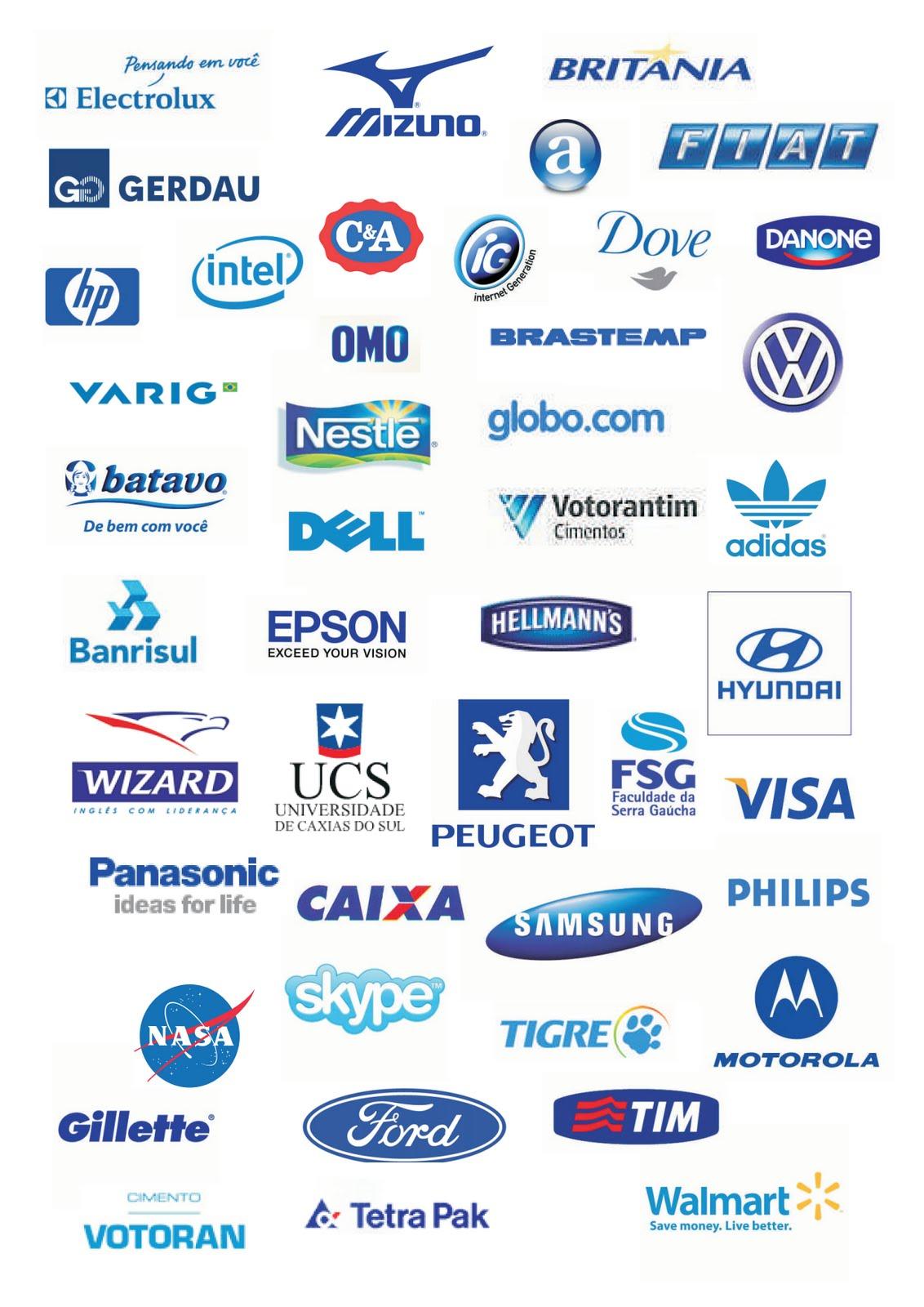 logotipos de marca: