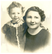 Sara with her mother Bertha