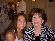 Sara and granddaughter Nicole