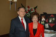 Sara and Marvin at their 50th wedding anniversary party