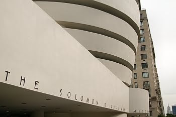 Das Guggenheim-Museum in New York © Cornelia Schaible