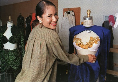 Selena quintanilla perez plush angel