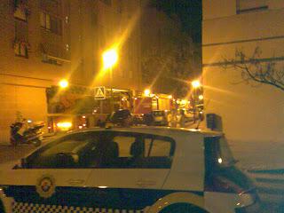 incendio parque avenidas