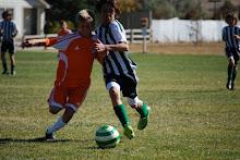 Winning the ball