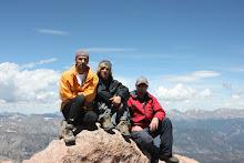 Bagging Long's Peak