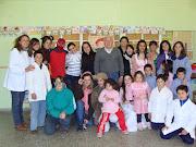 Escuela Rural- paraje La Pesqueria