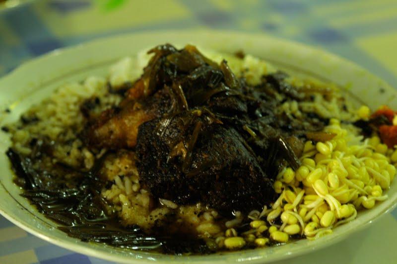 Resep Rawon daging sapi Jawa timur
