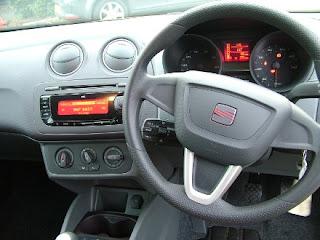 The Seat Ibiza Test Drive