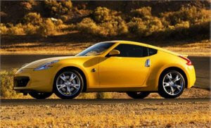 The New Nissan 370z