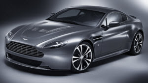 The New Aston Martin V12 Vantage
