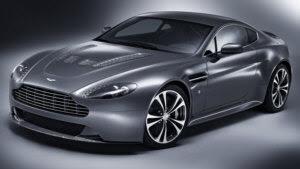 The New Aston Martin V12 Vantage