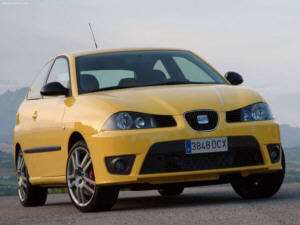 The New Seat Ibiza Cupra