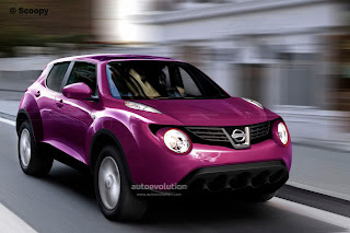 Nissan Juke, Fun in a Compact