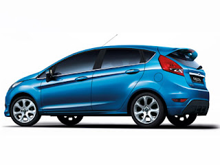 Ford Fiesta Zetec Car Review