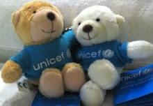 Gli orsetti dell'UNICEF