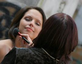 Make up service podczs sesji zdjęciowej