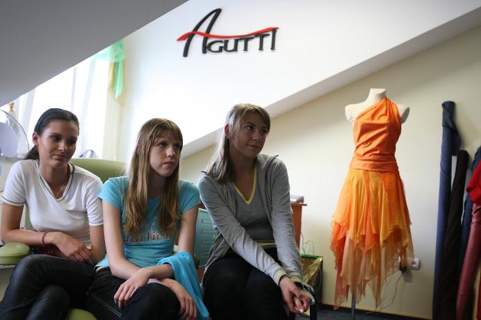 Nauka stylu i poznanie prawdziwej projektantki mody Agutti