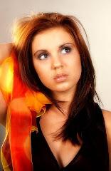 Ania wspaniale operuje kolorem