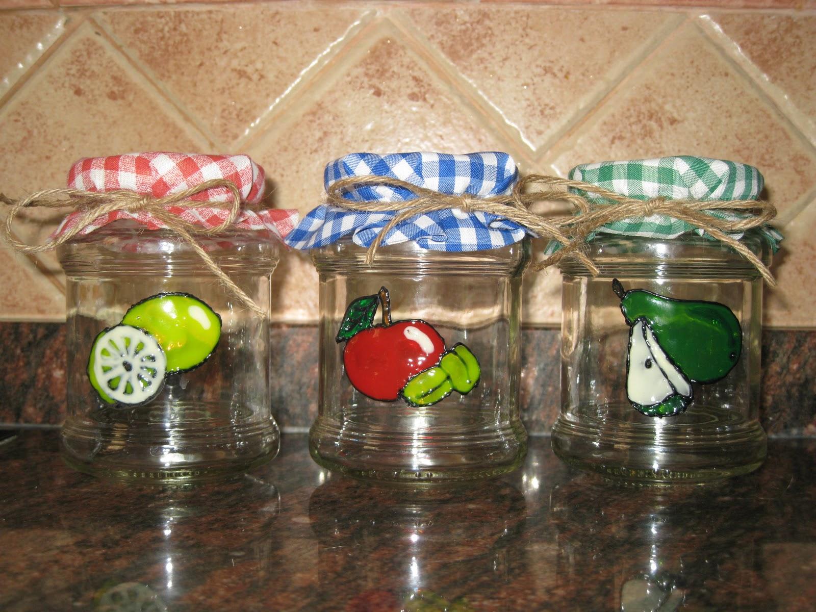 El rincon de mis amigas manos creativas tarros de cocina for Tarros de cocina baratos