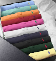 ralph lauren polo shirt Time to Break out The Polo Shirts
