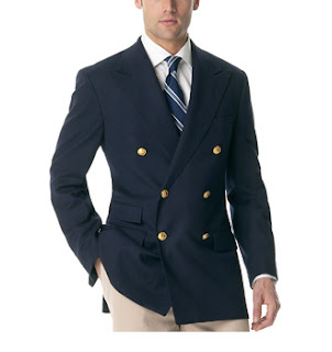 Daks+DB+Blazer Vented Interests: Single, Double or None
