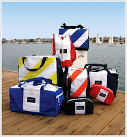 IMAGE 1 Truely Preppy Travel: True Wind Sailcloth Bags