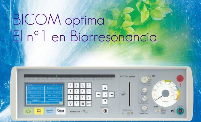 Biorresonancia Bicom