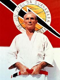 Grande Mestre Hélio Gracie