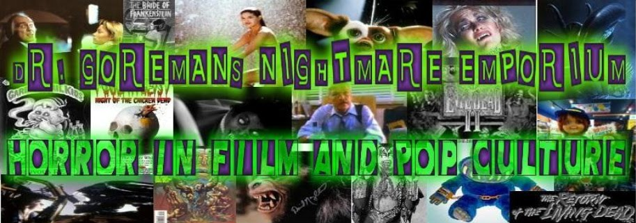 Dr. Goremans Nightmare Emporium