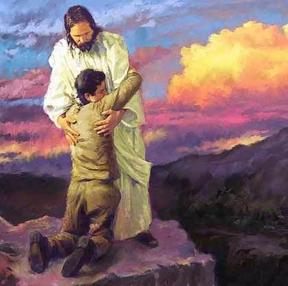 Jesús perdona siempre