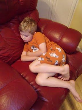 3 little miracles wordless wednesday   sleeping boys