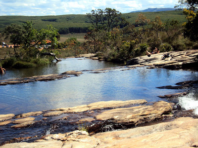carrancas minas gerais mg viajando sem frescura deixa brasil  poços complexo vargem grande visual paraiso