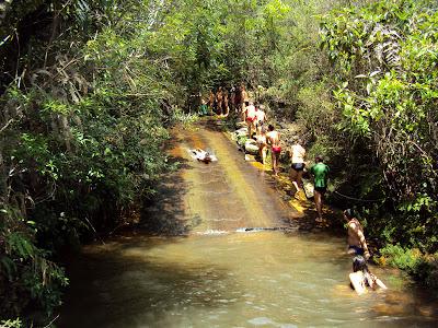 carrancas brasil mg cachoeiras escorregador da zilda paraiso viajando sem frescura