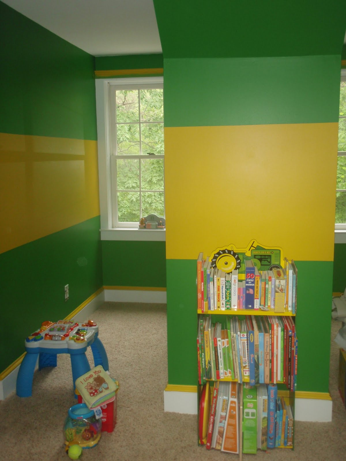 John Deere Bedroom Ideas