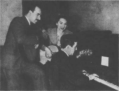 Edmundo Rivero en duo con Lua