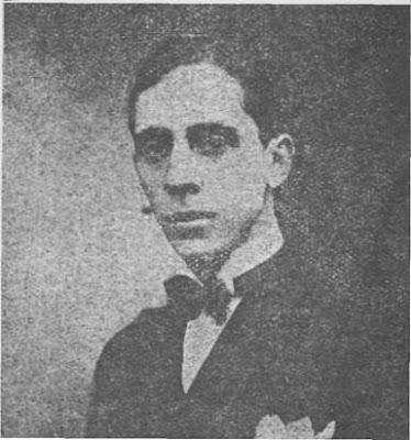 Pedro Maffia en 1924