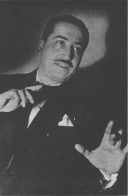Argentino Galvan en 1955