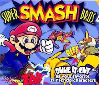 Super Smash Bros   Portatil N64 (PC)