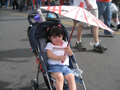 Izzy at The Chinese Festival
