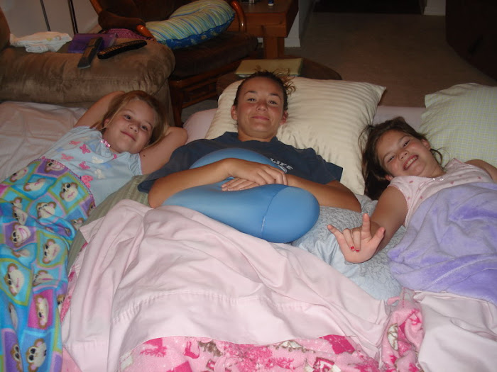 Slumber Party with the girls