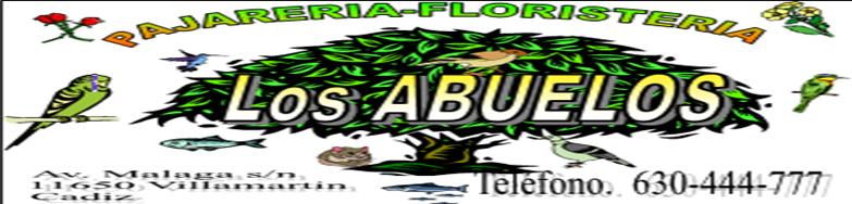 PAJARERIA FLORISTERIA  LOS ABUELOS