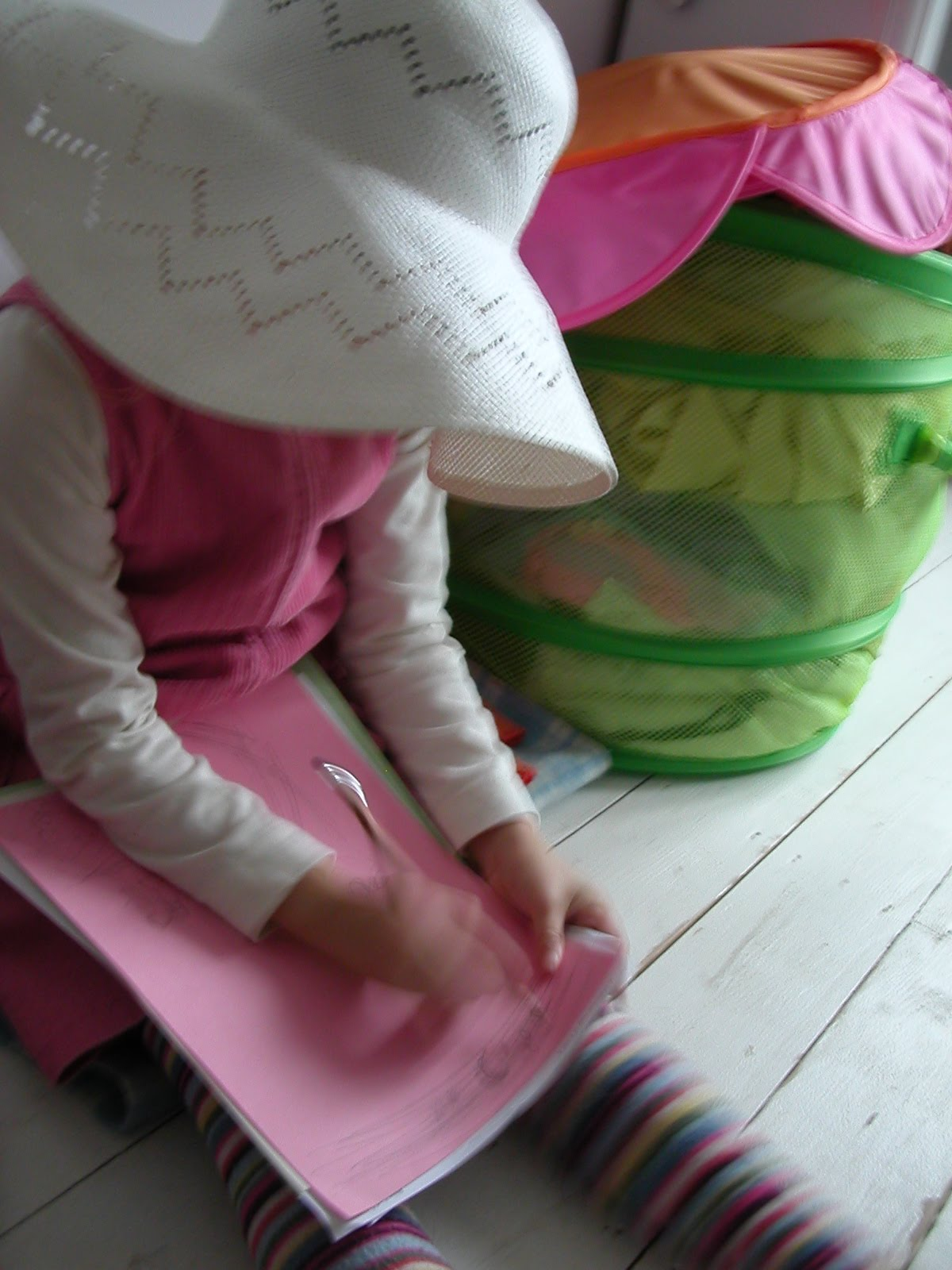 how to give children sense of secure
