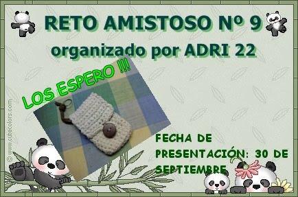 """RETO AMISTOSO Nº 9"""