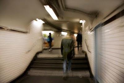 El metro en Paris