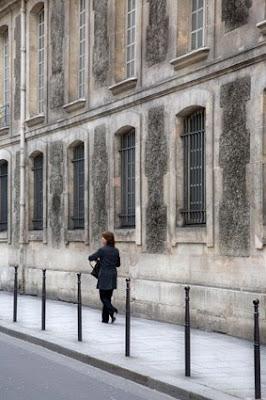 arquitectura fachada edificio Paris