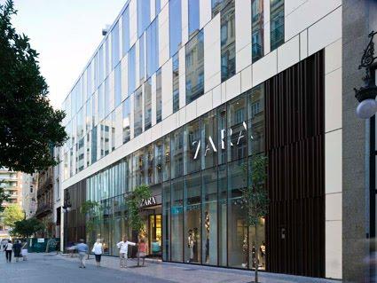 Edificio de oficinas en el paseo de ruzafa for Edificio oficinas valencia