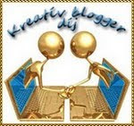 Kreativ blogger díj -Ildikótól és Gitkától- Köszönöm