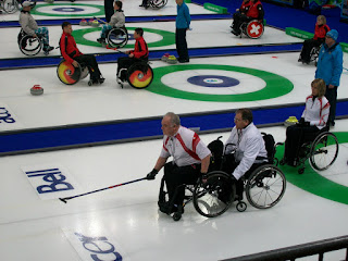 2010 Paralympic curling