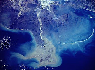desembocadura rio mississipi