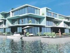 El diseñador holandés Koen Olthuis encabeza esta nueva ingeniería de casas sobre la superficie del mar